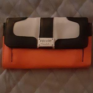 A Nicole wallet.